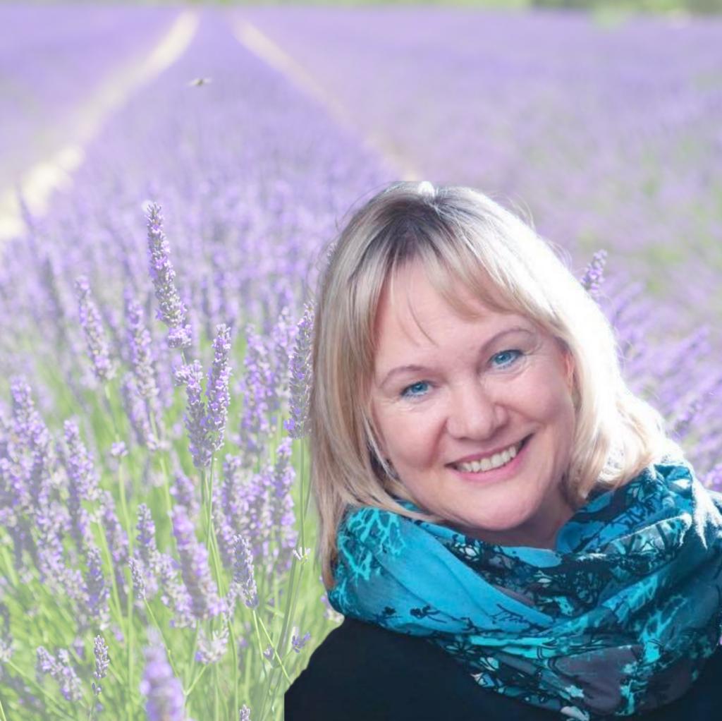 Britta Jakubenko Lavendel
